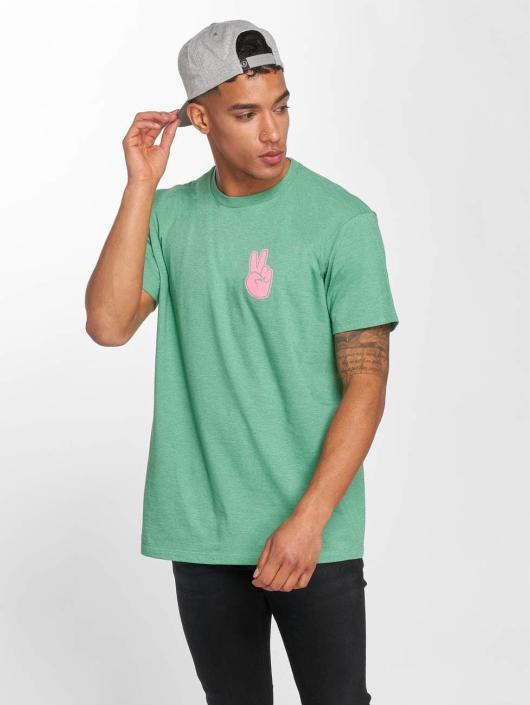 NEFF t-shirt Lock It Up groen