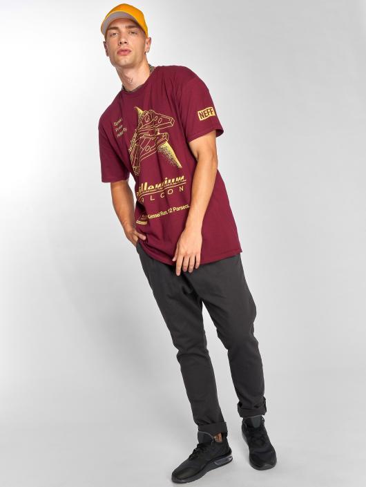 NEFF T-shirt 12 Parsecs rosso