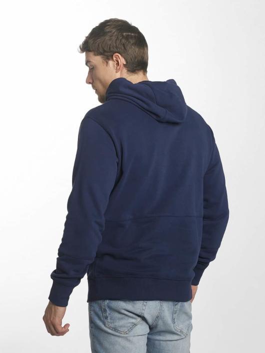 New Balance Mikiny MT81557 Essentials modrá