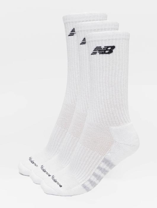 New Balance Socken Core Unisex Low Cut weiß
