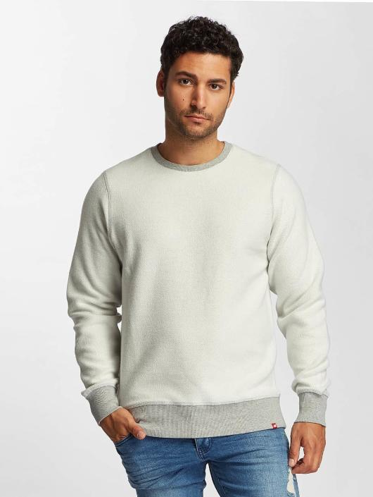 New Balance Swetry Essentials Crew Reverse szary