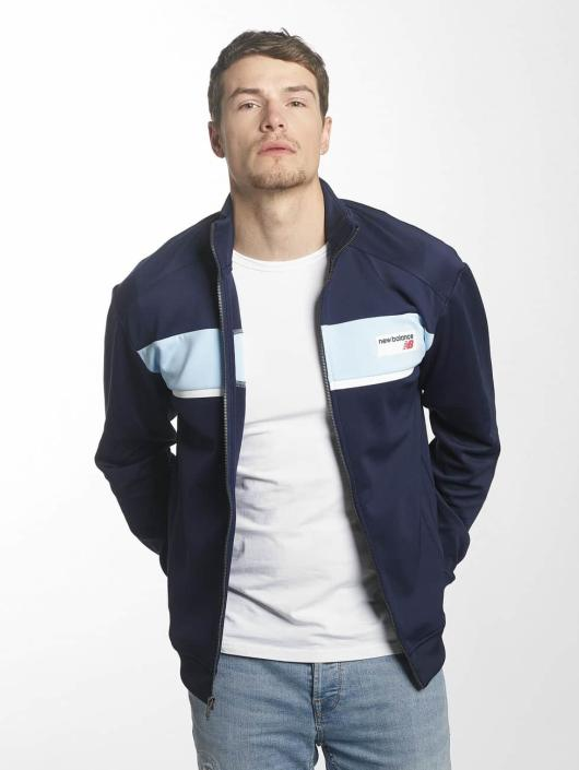 New Balance Transitional Jackets MJ81551 Athletics blå