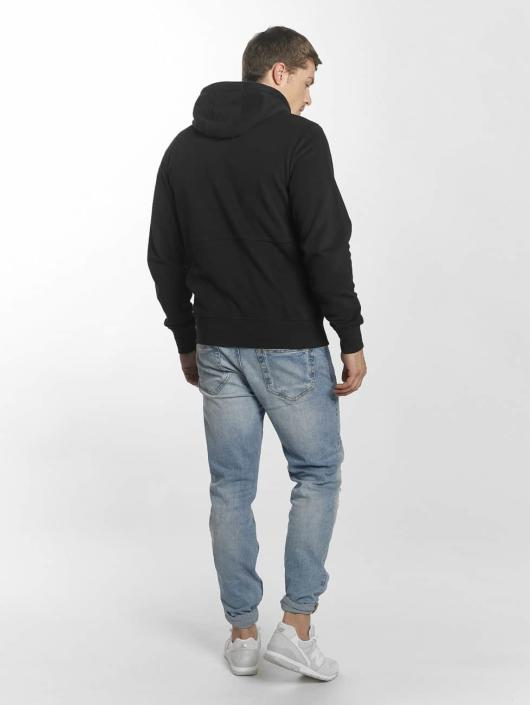 New Balance Zip Hoodie MJ81508 schwarz