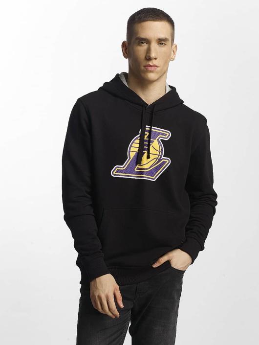 New Era Толстовка Tip Off LA Lakers черный