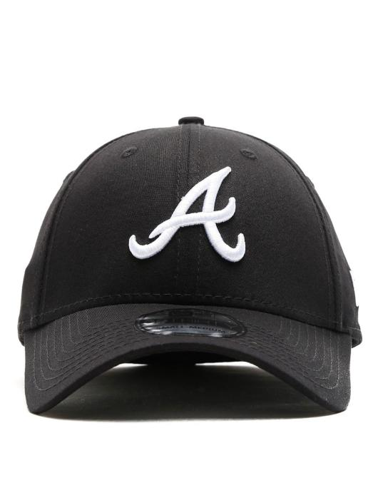 New Era 5 Panel Caps 39Thirty League Basic Atlanta Braves schwarz