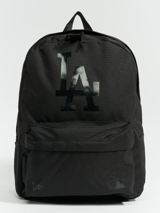 New Era Backpack MLB Stadium Los Angeles Dodgers black