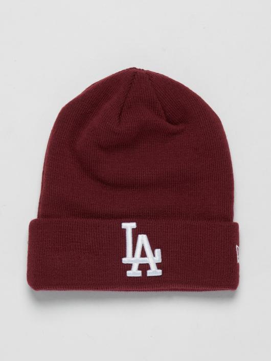 New Era Beanie MLB Cuff Los Angeles Dodgers rood