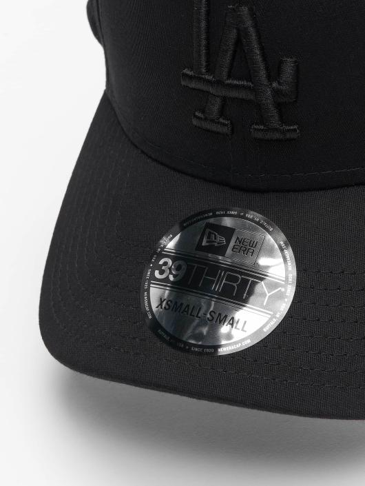New Era Fitted Cap 3930 League Essential LA Dodgers black