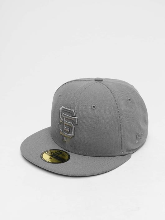 New Era Fitted Cap MLB League Essential San Francisco Giants 59 Fifty grau