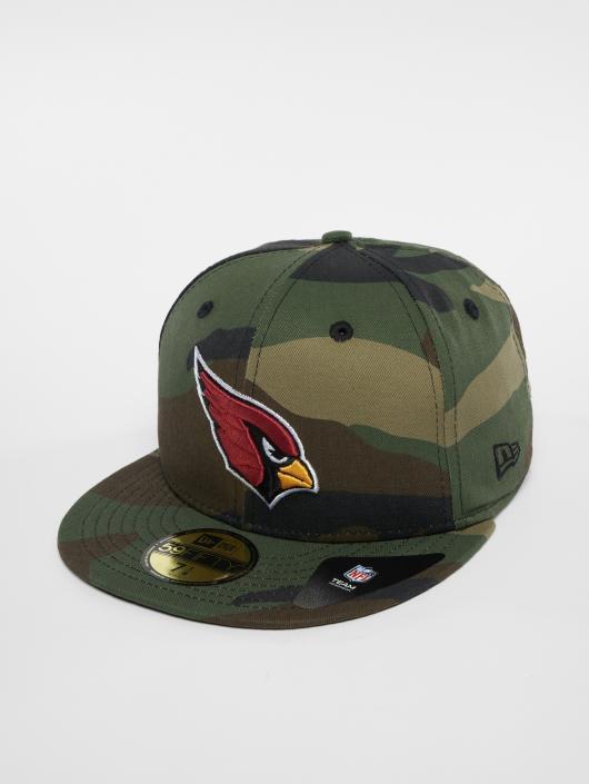 New Era Fitted Cap NFL Camo Colour Arizona Cardinals 59 Fifty kamuflasje