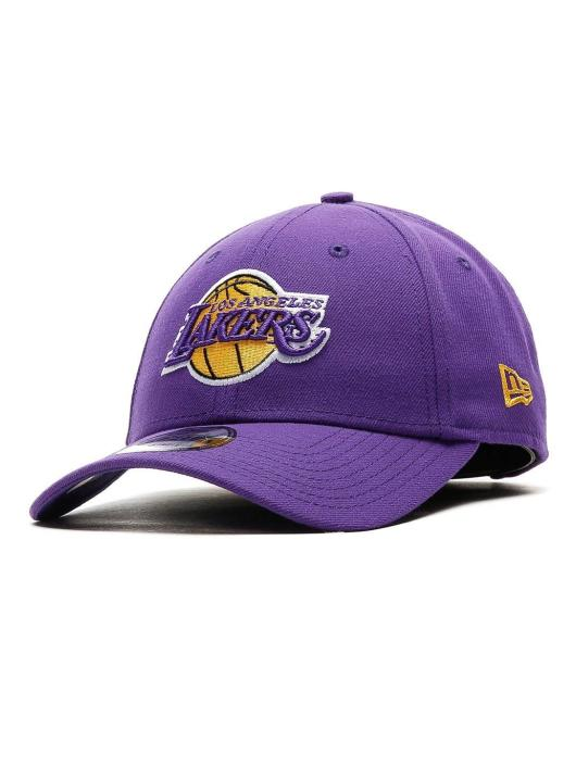 New Era Fitted Cap NBA The League LA Lakers purple