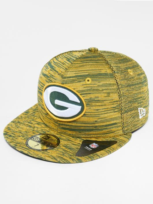 New Era Fitted Cap NFL Green Bay Packers yellow