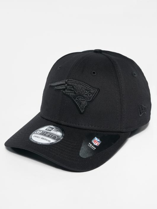New Era Flexfitted Cap NFL New England Patriots black