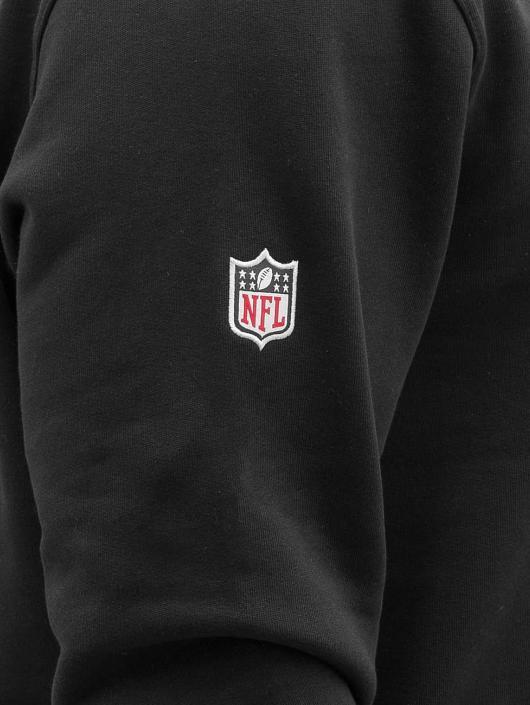 New Era Hoodie Logo Pittsburgh Steelers black