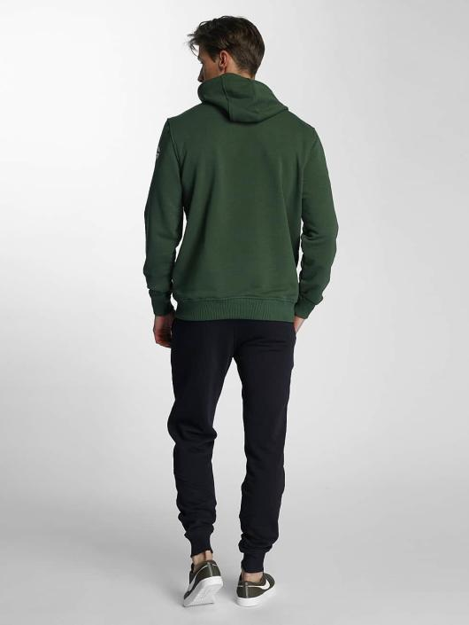 New Era Hoodie Team App Green Bay Packers green