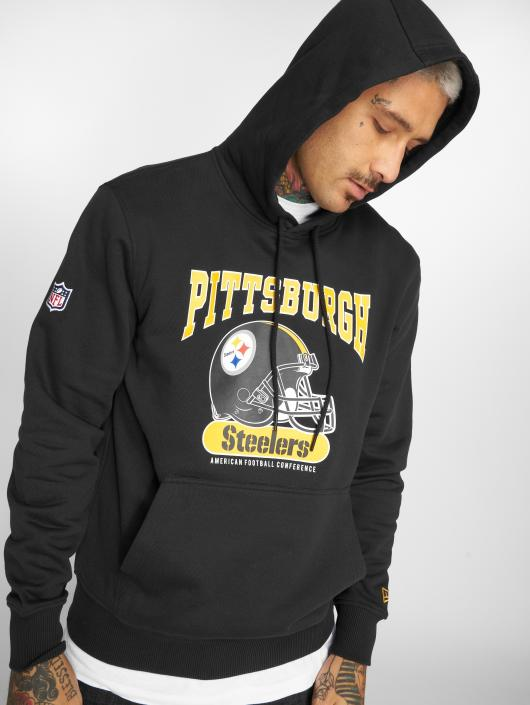 separation shoes 79679 b0c2d New Era NFL Archie Pittsburgh Steelers Hoody Black