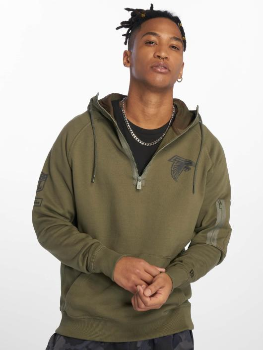 New Era Hoody Nfl Camo Collection olive