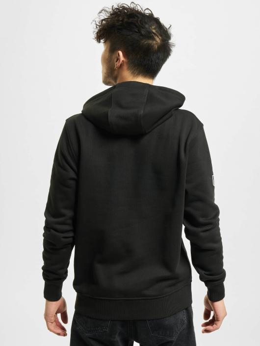 New Era Hoody Team Logo schwarz