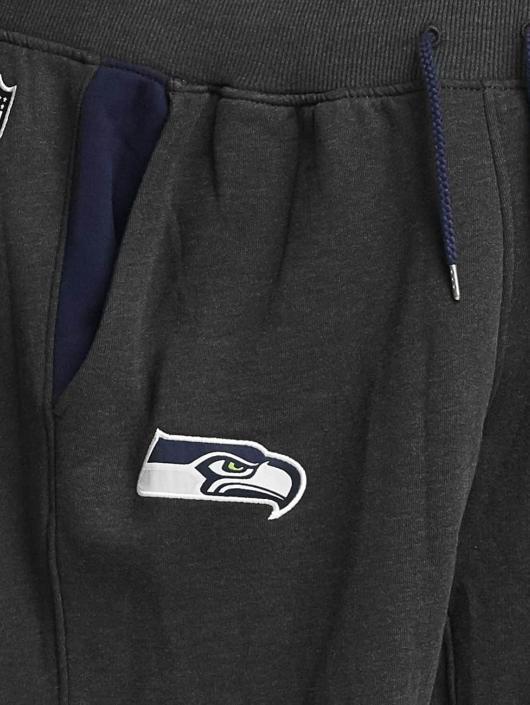 New Era Joggebukser Seattle Seahawks Fleece grå