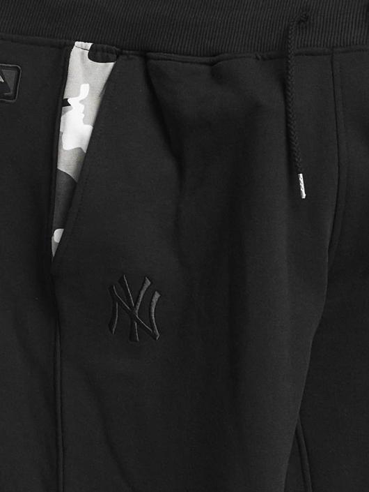 New Era Joggebukser NY Yankees svart