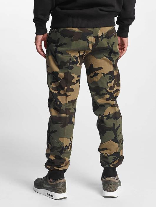 New Era joggingbroek Woodland NY Yankees camouflage