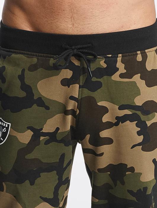 New Era joggingbroek Woodland Oakland camouflage