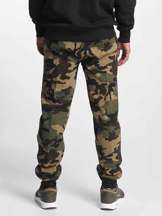 New Era Pantalón deportivo Woodland Seattle Seahawks camuflaje