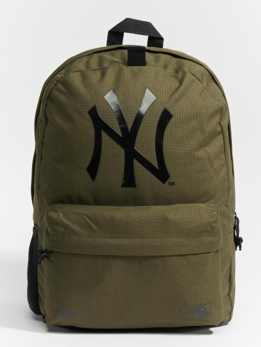 New Era Ryggsekker MLB Stadium New York Yankees oliven