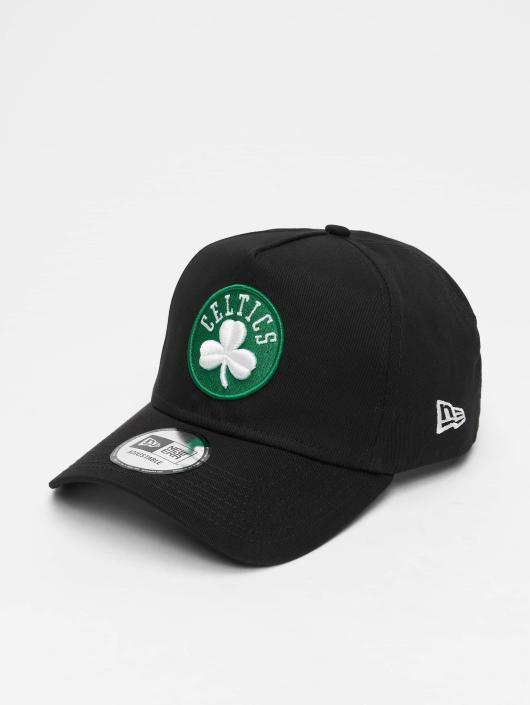 New Era Snapback Cap NBA Team Bosten Celtics 9 Fourty Aframe black