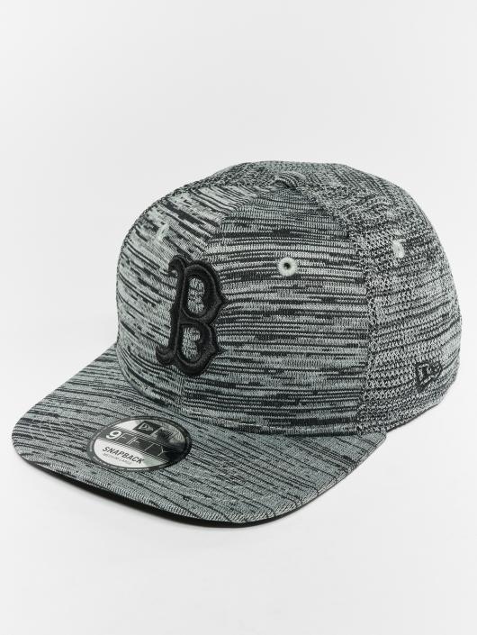 New Era Snapback Cap MLB Eng Fit Bosten Red Sox 9 Fifty gray