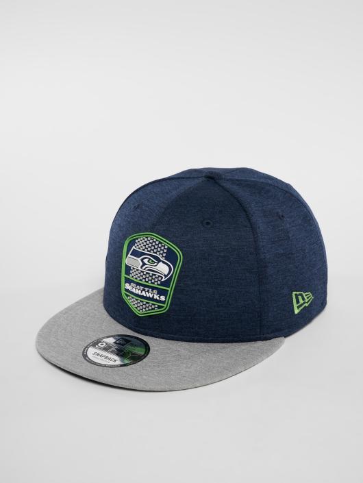 New Era Snapback Caps NFL Seattle Seahawks 9 Fifty blå