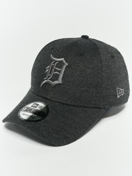 New Era Snapback Caps MLB Essential Detroit Tigers 9 Fourty grå