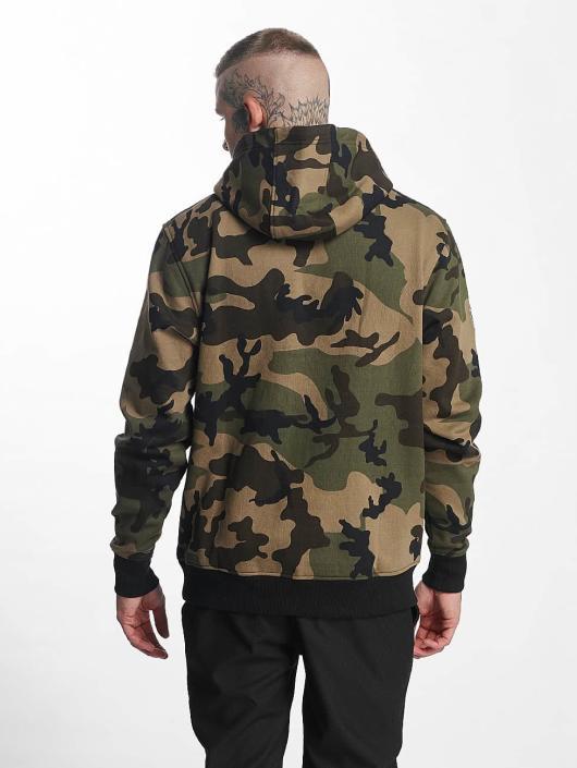 New Era Sweat capuche Woodland New England Patriots camouflage