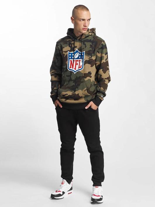 New Era Sweat capuche Woodland NFL Generic Logo camouflage