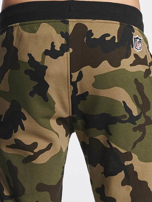 New Era Sweat Pant Woodland Oakland camouflage
