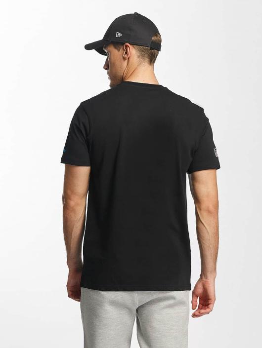 New Era T-Shirt NFL Ultra Fan Carolina Panthers black