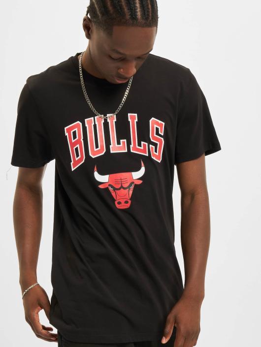 New Era T-Shirt Team Logo Chicago Bulls black
