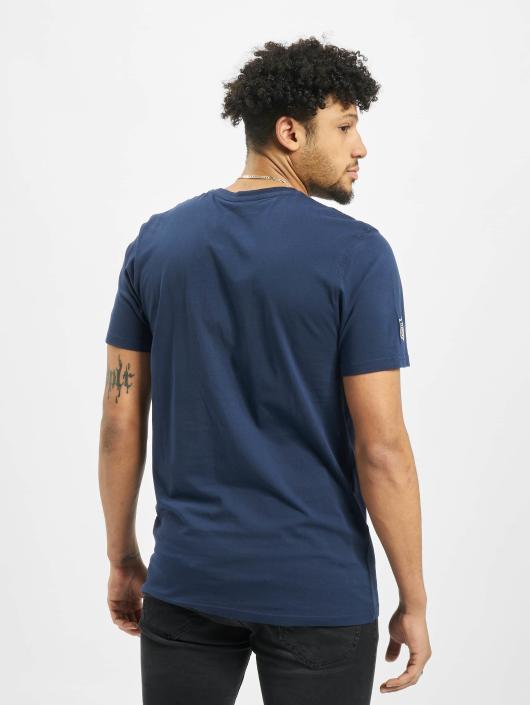 New Era T-Shirt Team Logo Seattle Seahawks blue