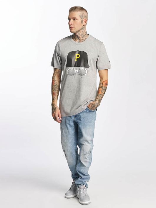 New Era T-Shirt MLB Cap And Shades Pittsburgh Pirates grau