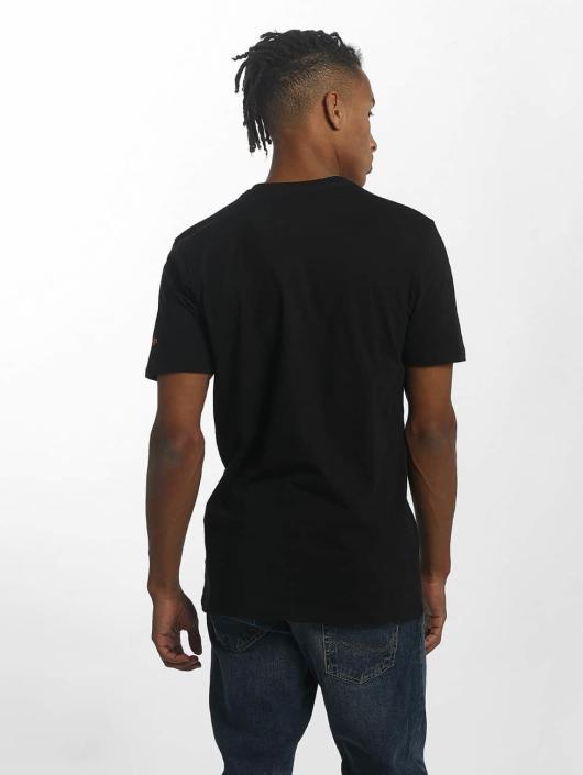 New Era T-Shirt Team Logo NY Knicks schwarz