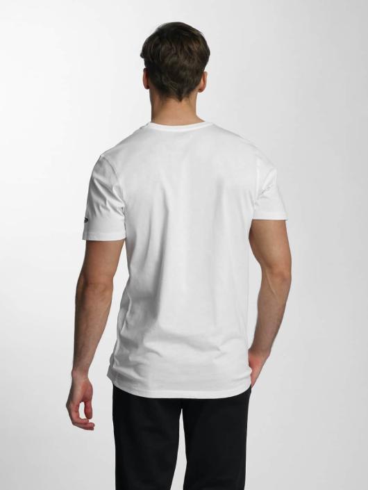 New Era T-Shirt 2er Pack Pure white