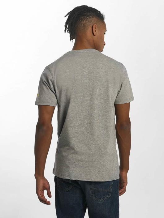 New Era T-skjorter Team Logo Golden State Warriors grå
