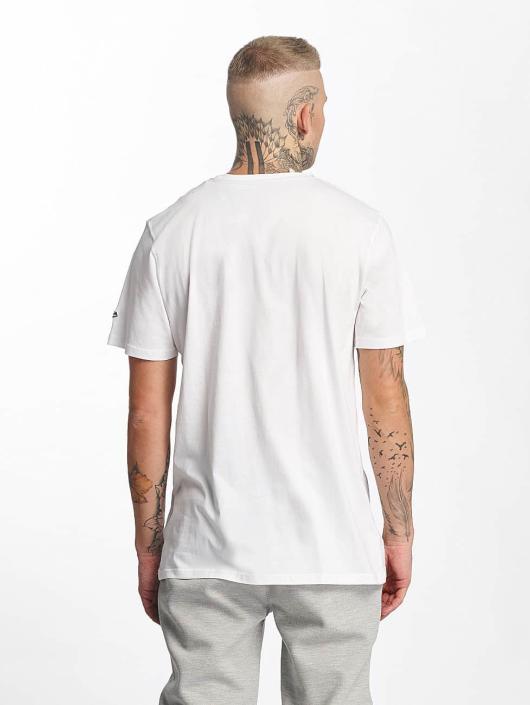 New Era T-skjorter MLB Cap And Shades Detroit Tigers hvit