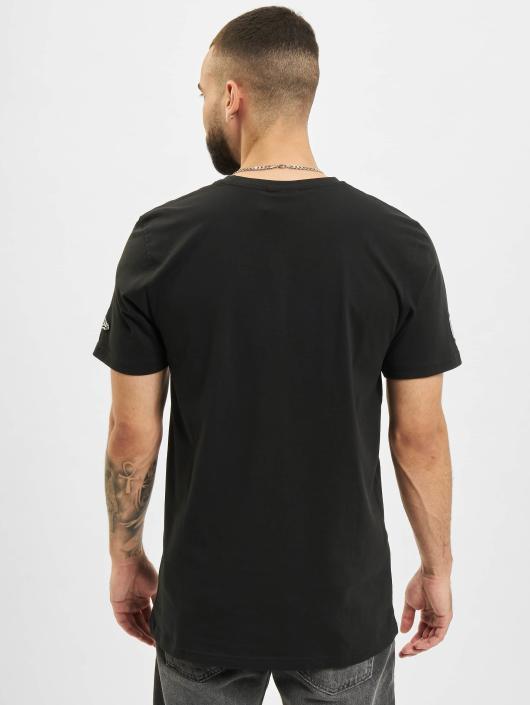New Era T-skjorter Team Logo Atlanta Falcons svart