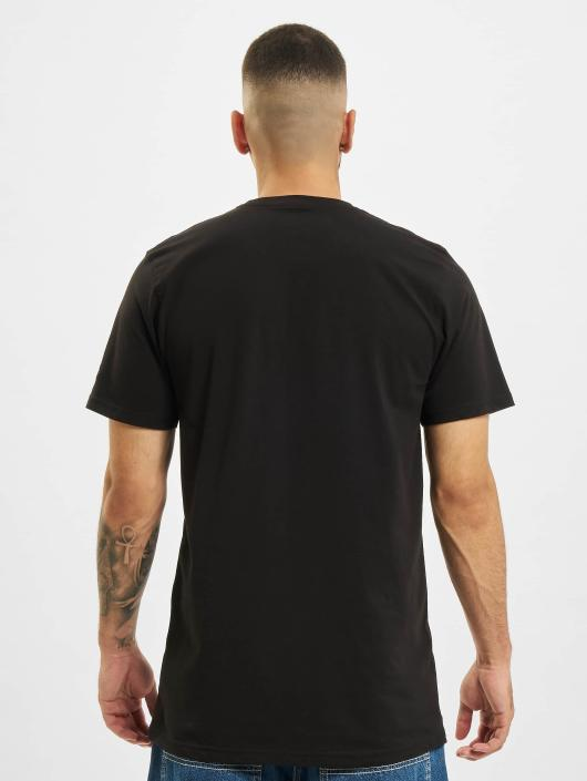 New Era T-skjorter Team Logo LA Lakers svart