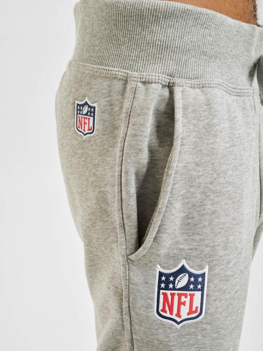 New Era tepláky NFL šedá