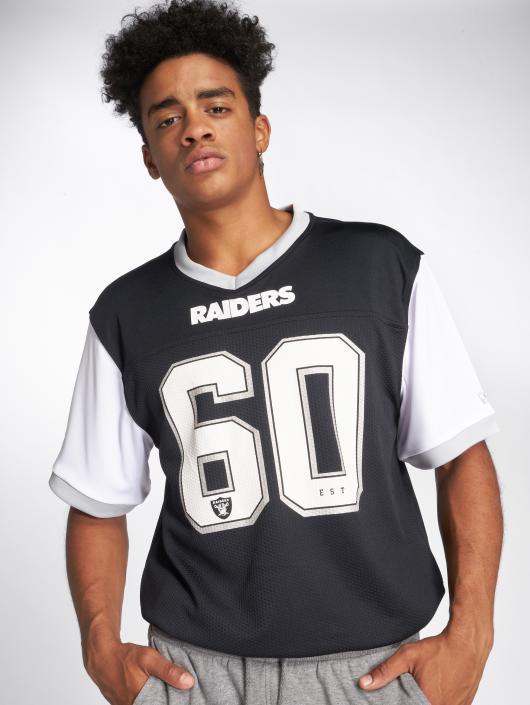 New Era Tričká NFL Oakland Raiders èierna