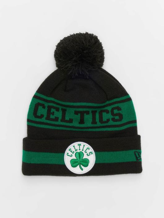 New Era Winter Hat NBA Team Jake Bosten Celtics Cuff black