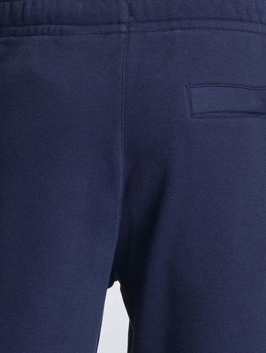 Nike Šortky FLC EXP Club modrá