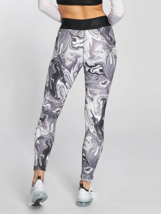 Nike Леггинсы Leg-A-See серый